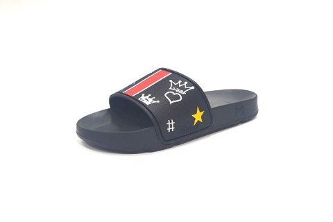 Vento Crown Slides Black