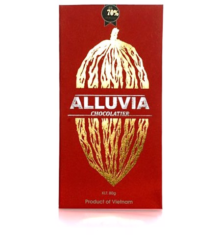 Chocolate đen 70%<br>Dark chocolate Alluvia 70%