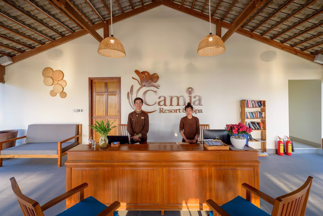 Camia Resort & Spa