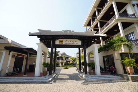 Anja Beach Resort & Spa