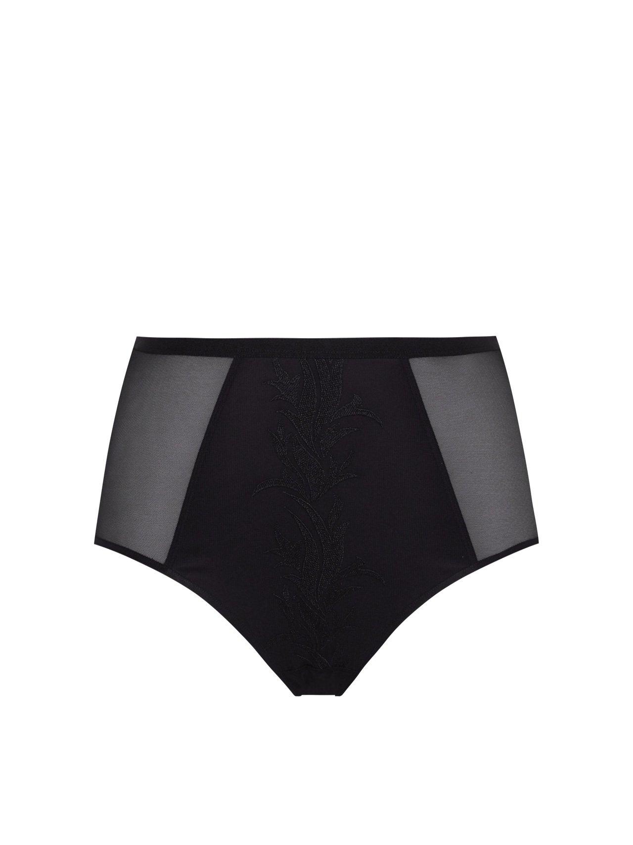 Quần lưng cao - High waist brief - 0327A