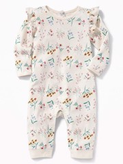 Sleepsuit Old Navy [girl] - Kem/Hoa