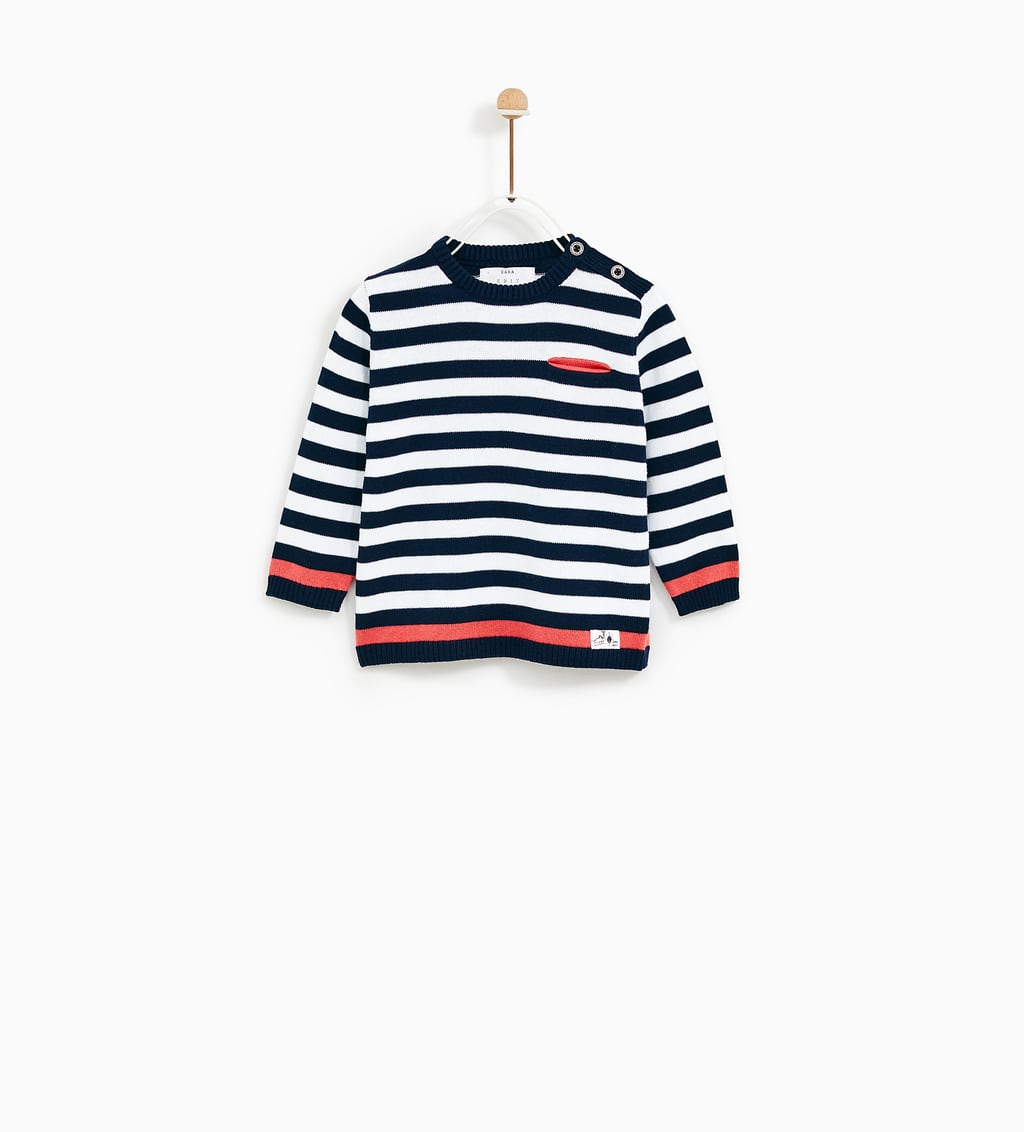 Áo len Zara baby boy
