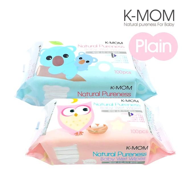 Khăn ướt cao cấp K-Mom (100c)