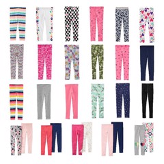 Set 5 quần legging Carter's 111 [Girl] - Random