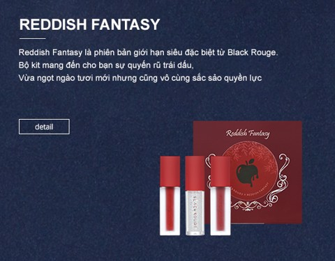 Black Rouge Reddish Fantasy Edition