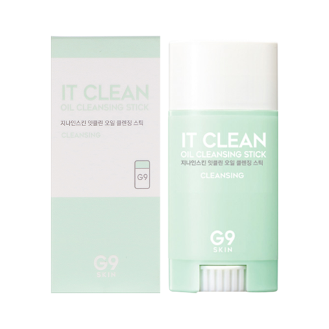 [ G9SKIN ] Thỏi Rửa Mặt G9SKIN IT Clean Oil Cleansing Stick - 35g