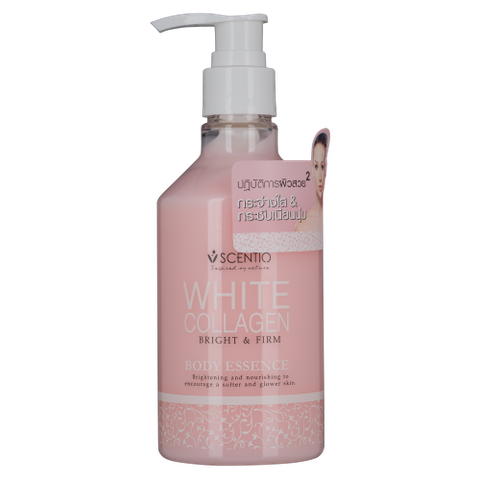 Dưỡng thể Scentio White Collagen Body Essence