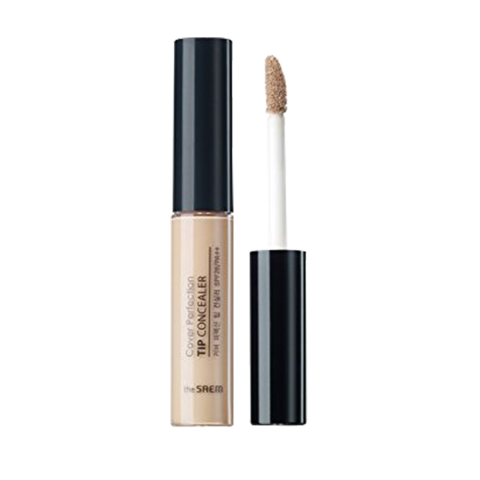 Kem Che Khuyết Điểm The Saem Cover Perfection Tip Concealer #1 - 6.5g