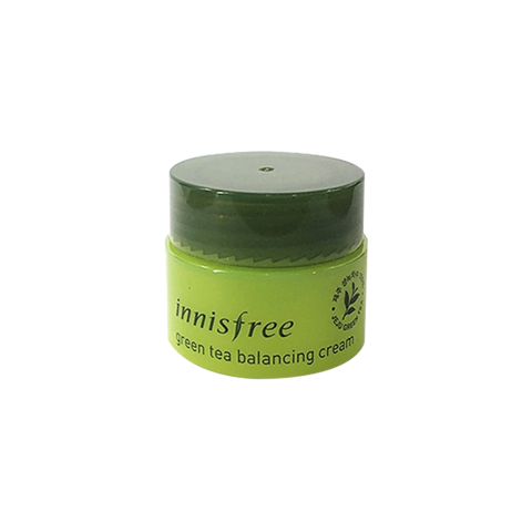 [Innisfree ] Innisfree green tea balancing cream mini