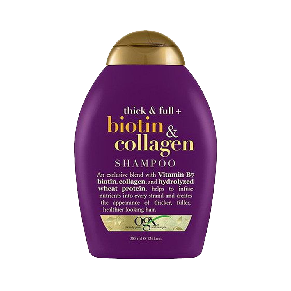 [OGX] Dầu Gội Biotin & Collagen OGX, 385ml