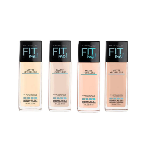 [ Maybelline] Kem nền Fitme poreless foundation
