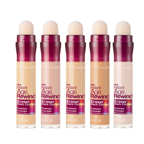 [ Maybelline]BÚT CUSHION CHE KHUYẾT ĐIỂM, GIẢM QUẦNG THÂM INSTANT AGE REWIND