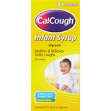 Calcough Infant Syrup 3m+ - thuoc ho Calcough tu 3 thang