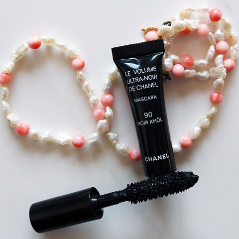 CHANEL Le Volume Ultra-Noir De Chanel Mascara 90 Noir Khol - Mini