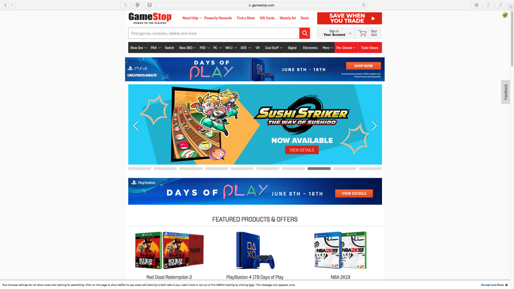 GameStop####https://www.gamestop.com