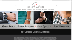 Kenmar Watches####https://kenmarwatches.com