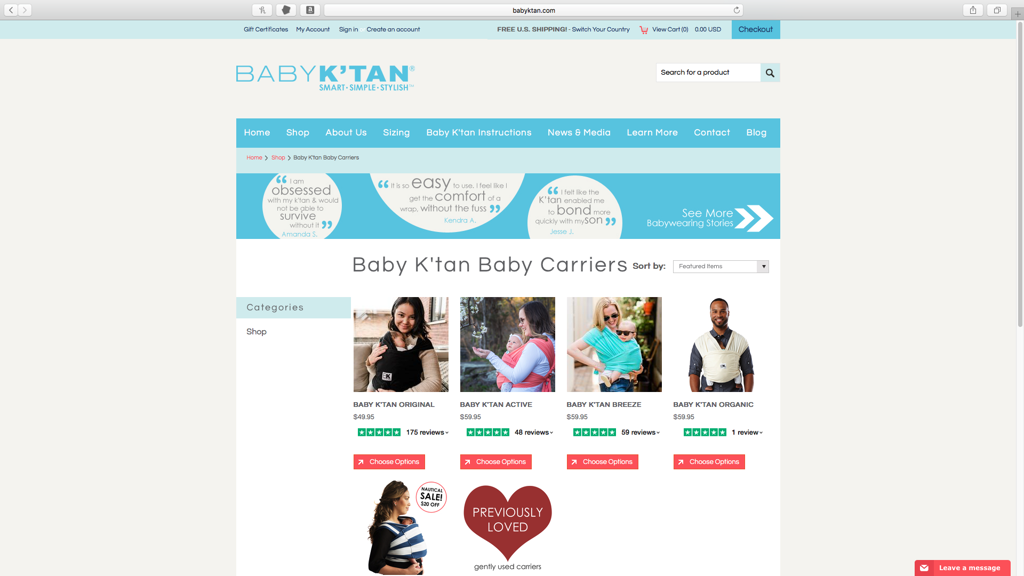 Baby K'tan####https://www.babyktan.com/babycarriers?utm_campaign=Baby+Carriers+%26+Wraps+-+Google&utm_source=google&utm_medium=ppc&utm_term=baby%20k%20tan&utm_content=1909664x654759472054966885