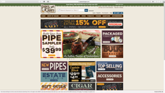 Pipe and Cigars####https://www.pipesandcigars.com