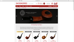 Smoking Pipes####https://www.smokingpipes.com