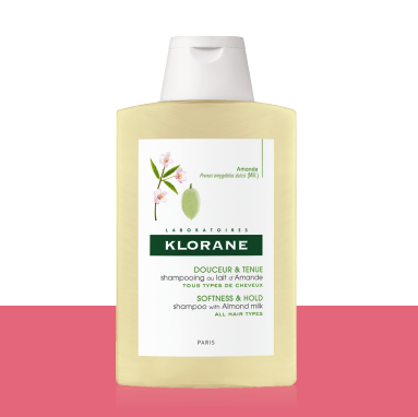 KLORANE Ritual with Almond milk (400ml)