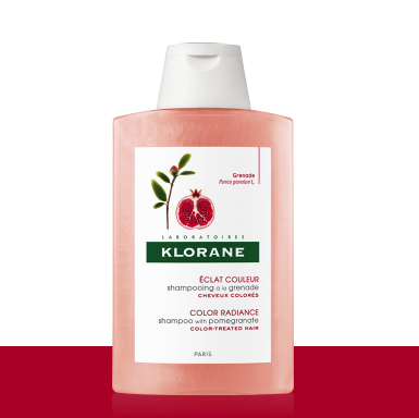 KLORANE Ritual Pomegranate peel (400ml)