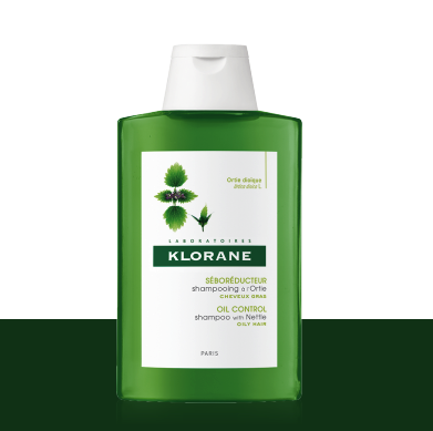 KLORANE Ritual with Nettle (400ml)