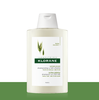 KLORANE Ritual Oat milk (400ml)