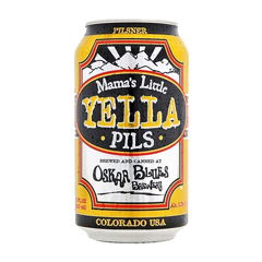 Oskar Blues Mama Little Yella Pils