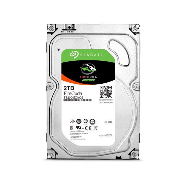 Ổ Cứng HDD SEAGATE FireCuda 2TB - 64MB Cache - 7200RPM