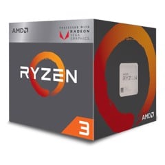 AMD Ryzen™ 3 2200G with Radeon™ Vega 8 Graphics