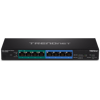 8-Port Gigabit EdgeSmart PoE+ Switch
