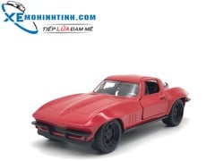 Letty'S Chevy Corvette 1:32 (Đỏ)