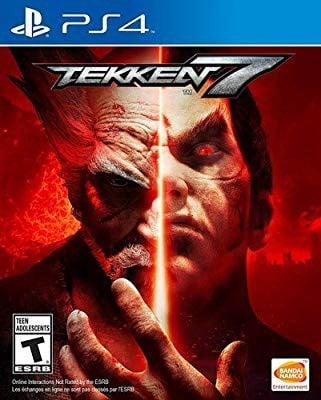Game Ps4 Tekken 7