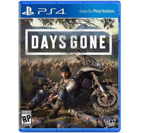 Đĩa Game PS4 - Day Gone
