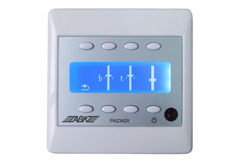 PA2342II Luxury Music Remoted control pad