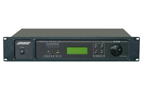 DC1979P Digital Recorder