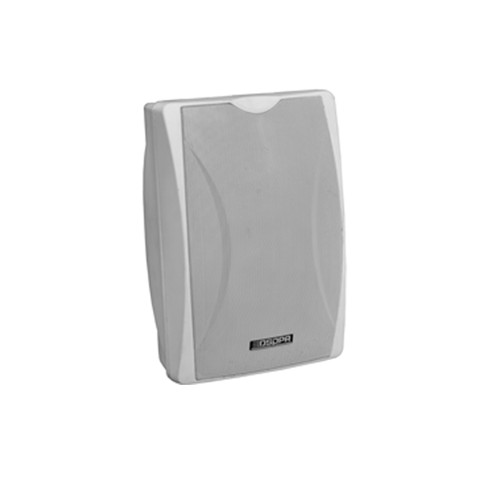DSP8064W 40W Wall Mount Speaker with Power Tap