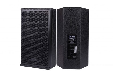 D6565 Professional Two Way Loudspeaker