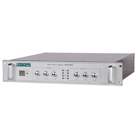 MAG1306II 60W-350W Dual Channel Power Amplifier