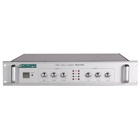 MAG1335II 2x350W Dual Channel Power Amplifier