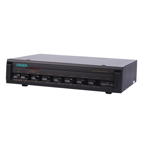 MP600PIII Mixing Amplifier