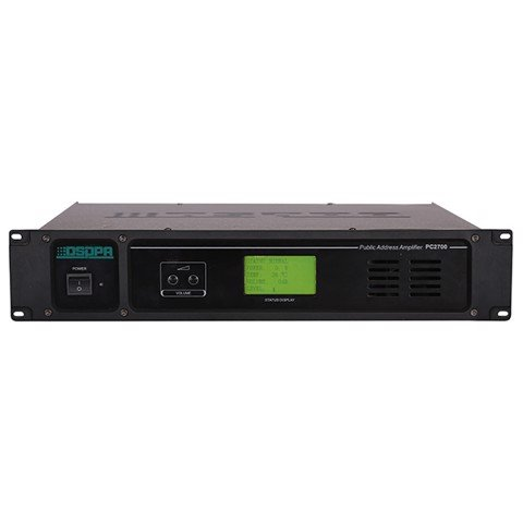 PC2700 Power Amplifier