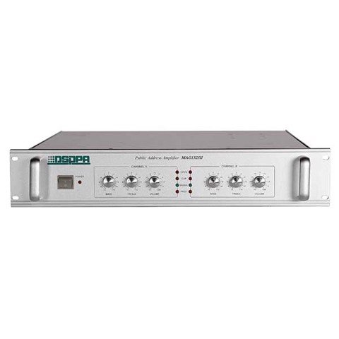 MAG1325II Dual Channel Power Amplifier