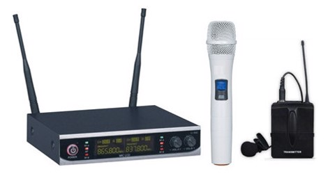 WM-U200 Wireless Microphone UHF