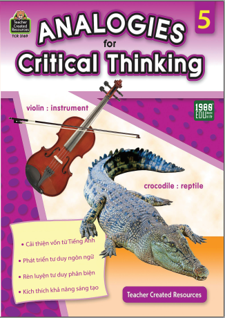 Analogies for Critical Thinking 5