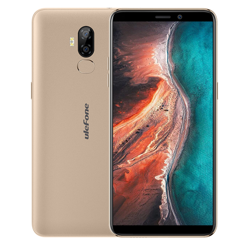 ULEFONE P6000 PLUS - PIN KHỦNG 6350MAH RAM3GB CAMERA KÉP