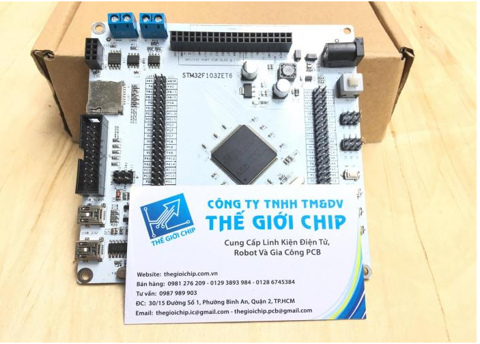 KIT STM32F103ZET6