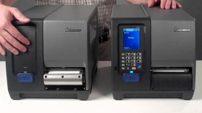 Máy in mã vạch Intermec PM43C 203dpi