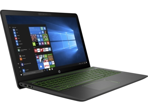 HP Pavilion Power ACID GREEN i7-7700HQ/8GB/1TB+128GB SSD M2/4GB GTX1050/DVDSM/15.6/Win - 15-cb504tx(2LR99PA)